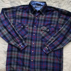 Can Heusen Flannel